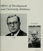 Page 21, 1969 Edition, American University - Talon Yearbook / Aucola Yearbook (Washington, DC) online yearbook collection