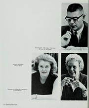 Page 22, 1969 Edition, American University - Talon Yearbook / Aucola Yearbook (Washington, DC) online yearbook collection