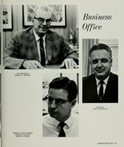 Page 23, 1969 Edition, American University - Talon Yearbook / Aucola Yearbook (Washington, DC) online yearbook collection