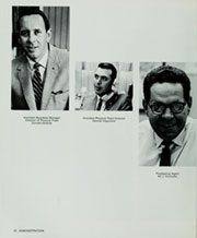 Page 24, 1969 Edition, American University - Talon Yearbook / Aucola Yearbook (Washington, DC) online yearbook collection