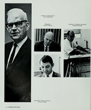 Page 26, 1969 Edition, American University - Talon Yearbook / Aucola Yearbook (Washington, DC) online yearbook collection
