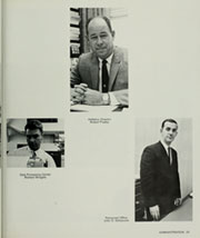 Page 27, 1969 Edition, American University - Talon Yearbook / Aucola Yearbook (Washington, DC) online yearbook collection