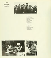 Page 12, 1973 Edition, American University - Talon Yearbook / Aucola Yearbook (Washington, DC) online yearbook collection