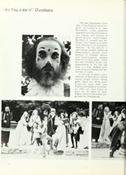 Page 10, 1974 Edition, American University - Talon Yearbook / Aucola Yearbook (Washington, DC) online yearbook collection