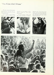 Page 12, 1974 Edition, American University - Talon Yearbook / Aucola Yearbook (Washington, DC) online yearbook collection