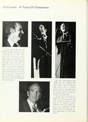 Page 14, 1974 Edition, American University - Talon Yearbook / Aucola Yearbook (Washington, DC) online yearbook collection
