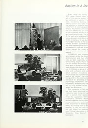 Page 15, 1974 Edition, American University - Talon Yearbook / Aucola Yearbook (Washington, DC) online yearbook collection