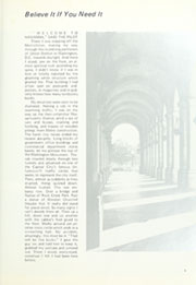 Page 7, 1974 Edition, American University - Talon Yearbook / Aucola Yearbook (Washington, DC) online yearbook collection