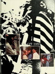 American University - Talon / Aucola Yearbook (Washington, DC) online yearbook collection, 1980 Edition, Page 1