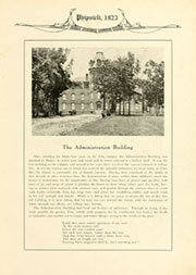 Page 13, 1923 Edition, Elon University - Phi Psi Cli Yearbook (Elon, NC) online yearbook collection