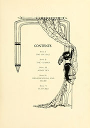 Page 11, 1924 Edition, Elon University - Phi Psi Cli Yearbook (Elon, NC) online yearbook collection