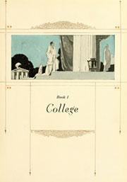 Page 13, 1924 Edition, Elon University - Phi Psi Cli Yearbook (Elon, NC) online yearbook collection