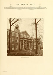 Page 17, 1924 Edition, Elon University - Phi Psi Cli Yearbook (Elon, NC) online yearbook collection