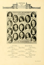 Page 102, 1925 Edition, Elon University - Phi Psi Cli Yearbook (Elon, NC) online yearbook collection