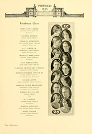Page 91, 1925 Edition, Elon University - Phi Psi Cli Yearbook (Elon, NC) online yearbook collection