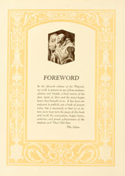 Page 10, 1929 Edition, Elon University - Phi Psi Cli Yearbook (Elon, NC) online yearbook collection