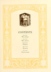 Page 11, 1929 Edition, Elon University - Phi Psi Cli Yearbook (Elon, NC) online yearbook collection