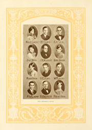 Page 12, 1929 Edition, Elon University - Phi Psi Cli Yearbook (Elon, NC) online yearbook collection