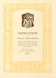 Page 8, 1929 Edition, Elon University - Phi Psi Cli Yearbook (Elon, NC) online yearbook collection