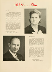 Page 11, 1943 Edition, Elon University - Phi Psi Cli Yearbook (Elon, NC) online yearbook collection