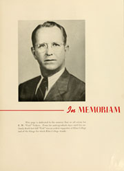 Page 9, 1943 Edition, Elon University - Phi Psi Cli Yearbook (Elon, NC) online yearbook collection