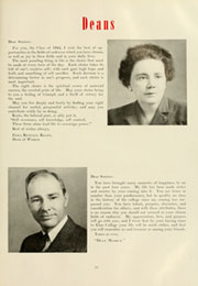 Page 17, 1944 Edition, Elon University - Phi Psi Cli Yearbook (Elon, NC) online yearbook collection
