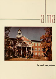 Page 8, 1950 Edition, Elon University - Phi Psi Cli Yearbook (Elon, NC) online yearbook collection