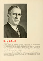 Page 10, 1955 Edition, Elon University - Phi Psi Cli Yearbook (Elon, NC) online yearbook collection