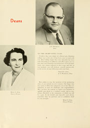 Page 12, 1955 Edition, Elon University - Phi Psi Cli Yearbook (Elon, NC) online yearbook collection
