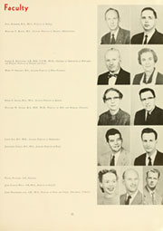 Page 15, 1955 Edition, Elon University - Phi Psi Cli Yearbook (Elon, NC) online yearbook collection