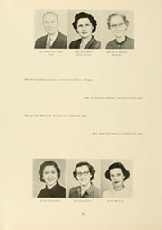 Page 16, 1955 Edition, Elon University - Phi Psi Cli Yearbook (Elon, NC) online yearbook collection