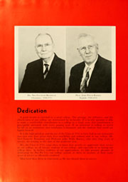Page 8, 1955 Edition, Elon University - Phi Psi Cli Yearbook (Elon, NC) online yearbook collection