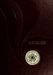 1976 Edition, Elon University - Phi Psi Cli Yearbook (Elon, NC)