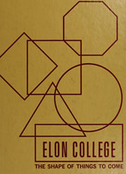 1982 Edition, Elon University - Phi Psi Cli Yearbook (Elon, NC)