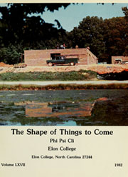 Page 5, 1982 Edition, Elon University - Phi Psi Cli Yearbook (Elon, NC) online yearbook collection