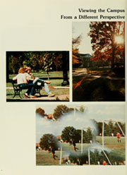 Page 8, 1982 Edition, Elon University - Phi Psi Cli Yearbook (Elon, NC) online yearbook collection