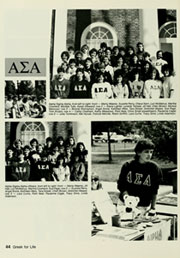 Page 48, 1988 Edition, Elon University - Phi Psi Cli Yearbook (Elon, NC) online yearbook collection