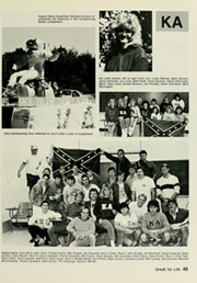 Page 49, 1988 Edition, Elon University - Phi Psi Cli Yearbook (Elon, NC) online yearbook collection