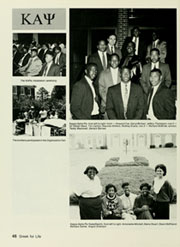 Page 50, 1988 Edition, Elon University - Phi Psi Cli Yearbook (Elon, NC) online yearbook collection