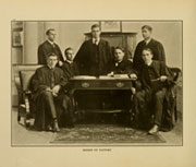 Page 10, 1905 Edition, Haverford College - Record Yearbook (Haverford, PA) online yearbook collection