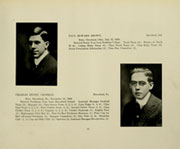 Page 17, 1913 Edition, Haverford College - Record Yearbook (Haverford, PA) online yearbook collection