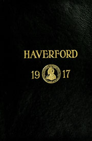 Page 1, 1917 Edition, Haverford College - Record Yearbook (Haverford, PA) online yearbook collection
