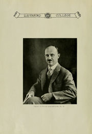 Page 6, 1924 Edition, Haverford College - Record Yearbook (Haverford, PA) online yearbook collection