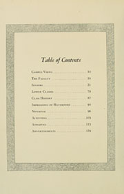 Page 10, 1928 Edition, Haverford College - Record Yearbook (Haverford, PA) online yearbook collection