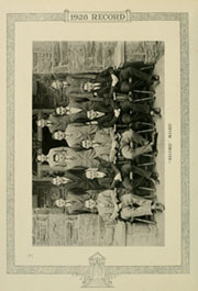 Page 12, 1928 Edition, Haverford College - Record Yearbook (Haverford, PA) online yearbook collection
