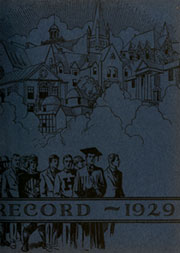 Page 3, 1929 Edition, Haverford College - Record Yearbook (Haverford, PA) online yearbook collection