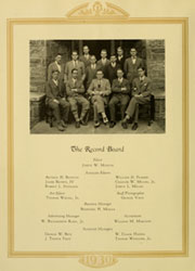 Page 10, 1930 Edition, Haverford College - Record Yearbook (Haverford, PA) online yearbook collection