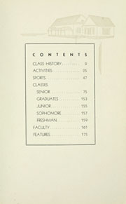 Page 11, 1932 Edition, Haverford College - Record Yearbook (Haverford, PA) online yearbook collection