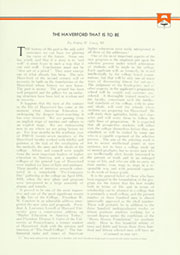 Page 15, 1933 Edition, Haverford College - Record Yearbook (Haverford, PA) online yearbook collection