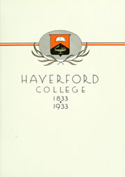 Page 7, 1933 Edition, Haverford College - Record Yearbook (Haverford, PA) online yearbook collection
